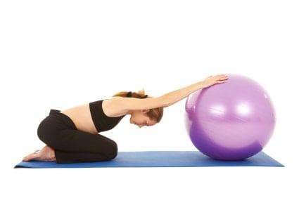 Pilates embarazadas armilla