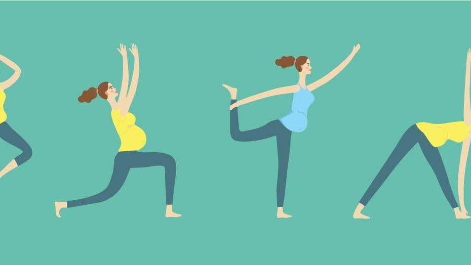 Pilates para embarazadas en Granada