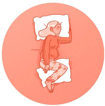 Dormir de lado embarazadas
