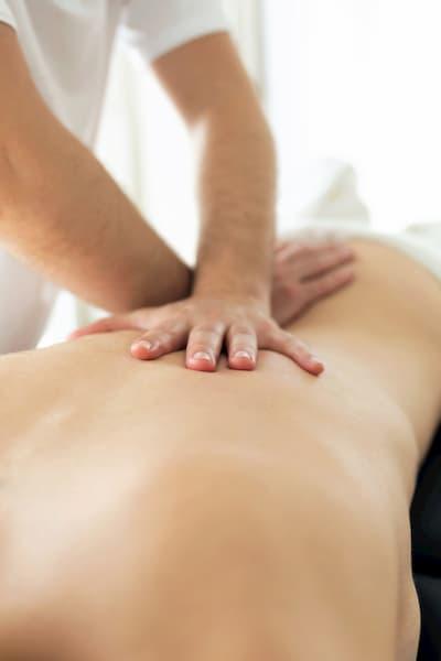 Movilización del a espalda