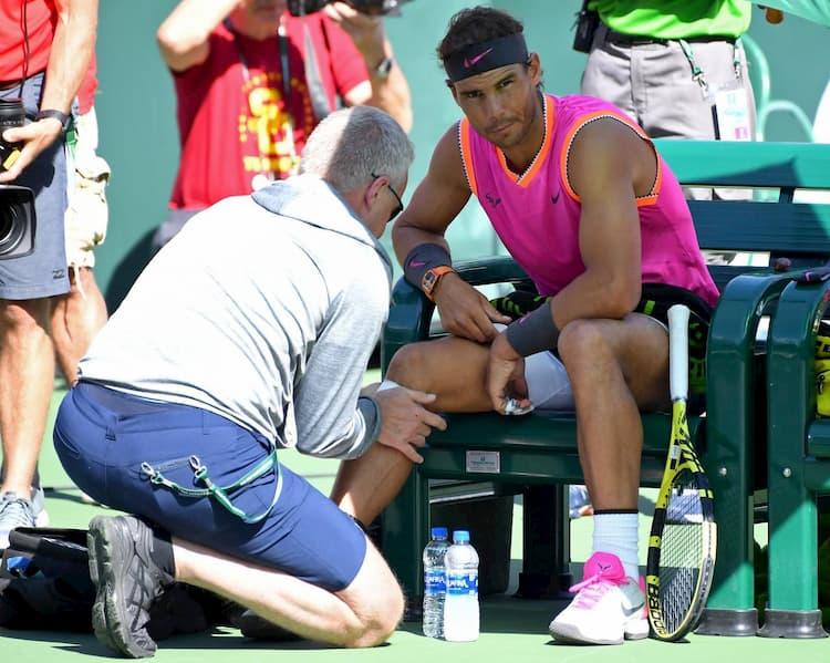 Rafael nadal lesion de hoffa