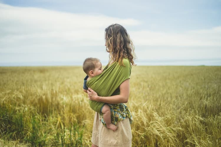 beneficios porteo ergonomico bebé