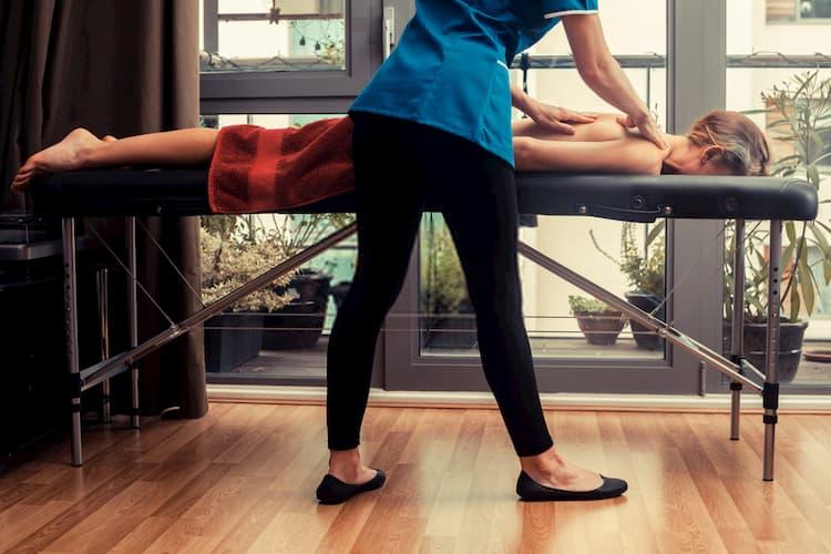 Mejores camillas para fisio