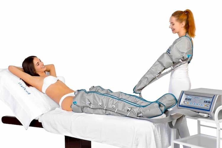 Presoterapia brazos
