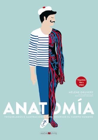 comprar Anatomía Troquelados e ilustraciones
